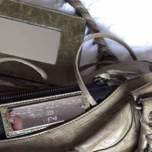 REDUCED: Balenciaga Medium City bag